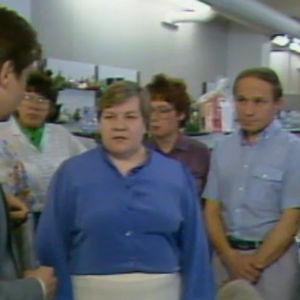 Suomalaiset kotiin Ukrainasta Tšernobylin onnettomuuden jälkeen 1986.