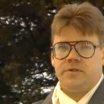 Timo Soini vuonna 1991.§