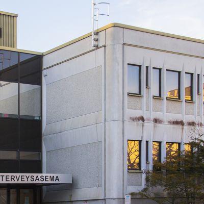 Jyväskylän keskustan terveysasema.