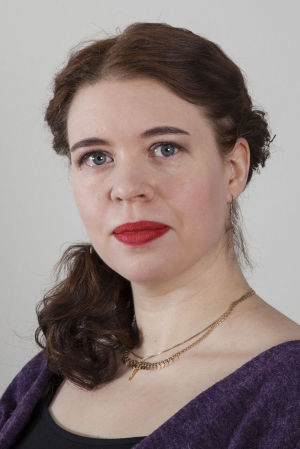 Riksdagsledamot Anna Kontula (VF).