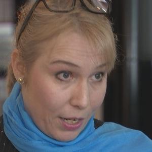 Bildcollage av fd dansaren Riina Laurila och Nationalbalettens tidigare vd Päivi Kärkkäinen