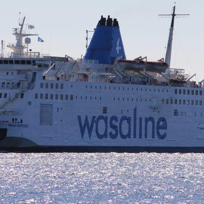 Wasa Express alus Vaasa.
