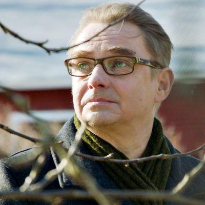 Näyttelijä Antti Majanlahti