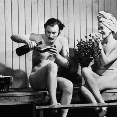 Löylyä - suomalaisen saunan nousu ja uho / ohjelman puffikuva