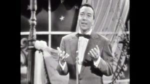 André Claveau vann den tredje Eurovisionen år 1958.