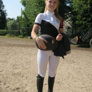 Nuori ratsastaja