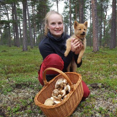 Johanna Alatorvinen ja Iitu
