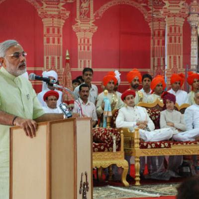 Narendra Modi kan bli Indiens näste premiärminister.