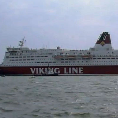 Passagerarfartyg Viking Mariella