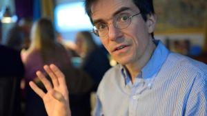 Socialanstropologen och författaren Brian Palmer