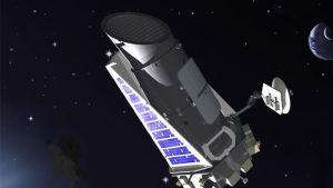 Keplerteleskopet.