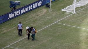 Fotbollsstadion i Manaus