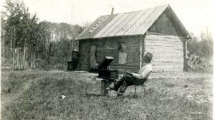 Amerikansuomalainen homestead n. 1904