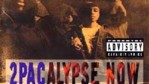 Skivomslag - 2Pacalypse Now