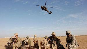Amerikanska soldater i Irak
