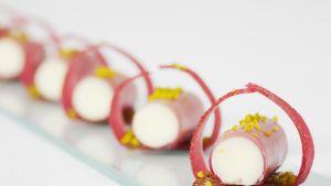 Bild på design mat