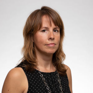 Universitetslektor Anna Henning