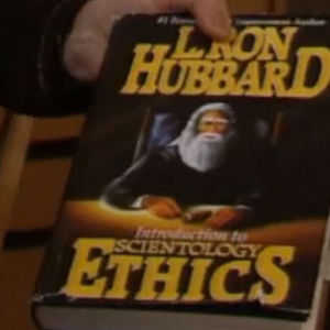 En bok om scientologi