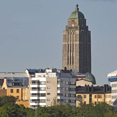 Berghälls kyrka i Helsingfors