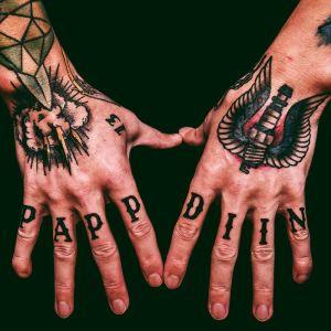 Tatuering: Papp diin