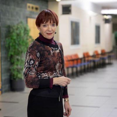 Åklagaren Leena Koivuniemi.