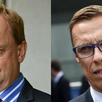 Harri Harkimo ochAlexander Stubb