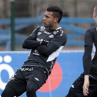 FC Lahden Matheus Alves.
