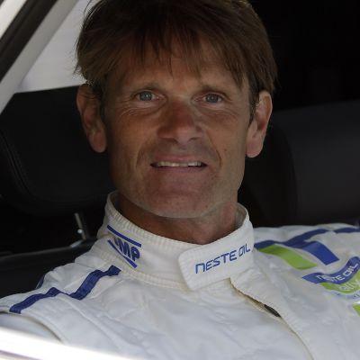 Marcus Grönholm kuvassa