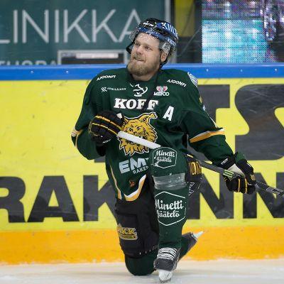 Antti Tyrväinen, Ilves #89
