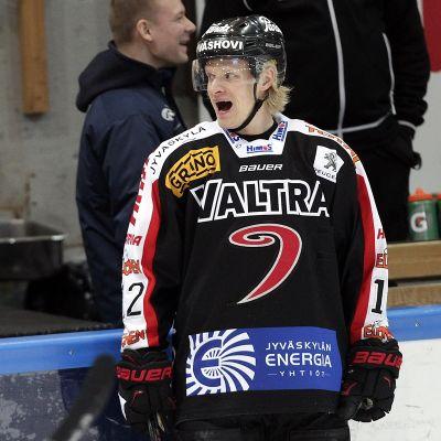Jani Tuppurainen / kuva vuodelta 2015