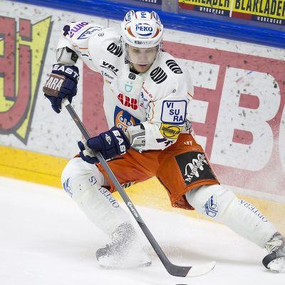 Jan-Mikael Järvinen, Tappara #44