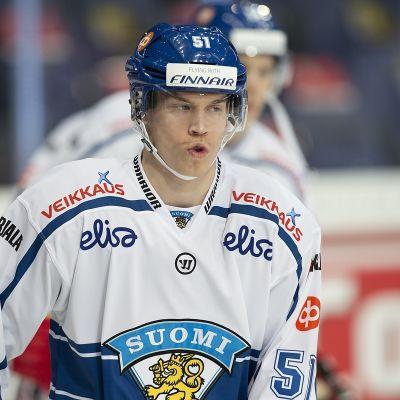 Tomi Sallinen, #51