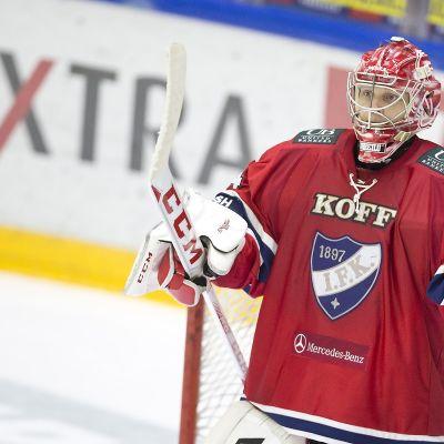 Ville Husso, HIFK #34