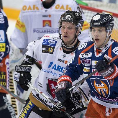 Lasse Kukkonen ja Henrik Haapala