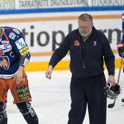 Jukka Peltola, Tappara-kapteeni