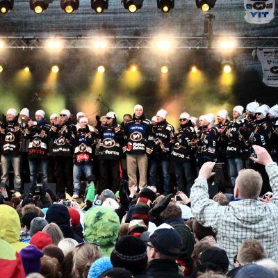 Oulun Kärpät; Oulun Kärpät 2014; SM-liiga; jääkiekko; jääkiekkofanit