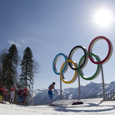Olympiakisojen hiihdot vauhdissa