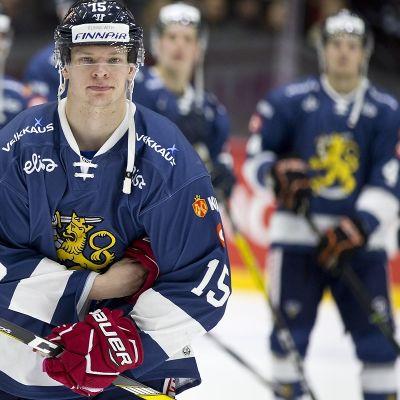 Miro Aaltonen, FIN #15