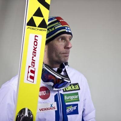 Janne Ahonen MM-Lahti