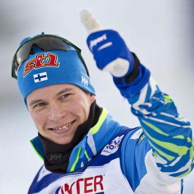 Matti Heikkien.