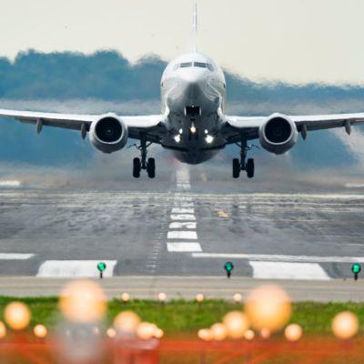 Boeing 737 nousussa