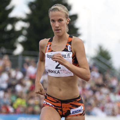 Camilla Richardsson, 2017.