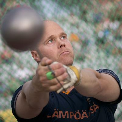 David Söderberg, Kalevaspelen 2016.