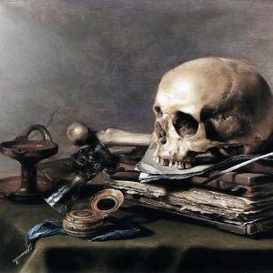 Pieter Claeszoon: Vanitas (1630)