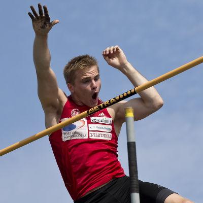 Tomas Wecksten, Kalevaspelen 2016.