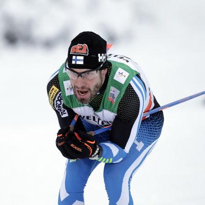 Lari Lehtonen, november 2014.