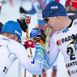 Matti Heikkinen är Finlands främsta medaljhopp på femmilen.