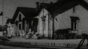 Kouvolan vanha asemarakennus