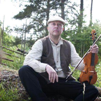 Teddy Granroth, kapellmästare på Raseborgs sommarteater