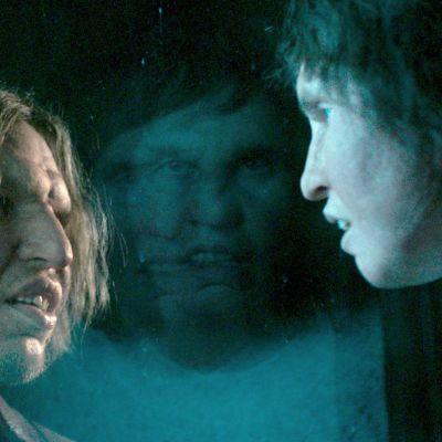 Gräns-elokuvassa näyttelevät Eero Milonoff ja Eva Melander.